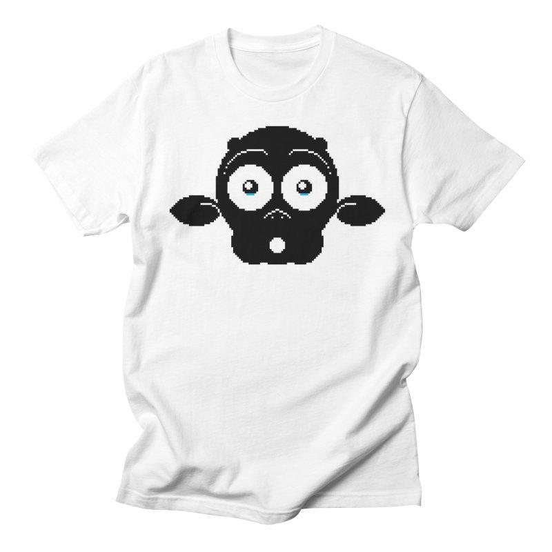 8-bit MAC* Men's Regular T-Shirt by minusbaby