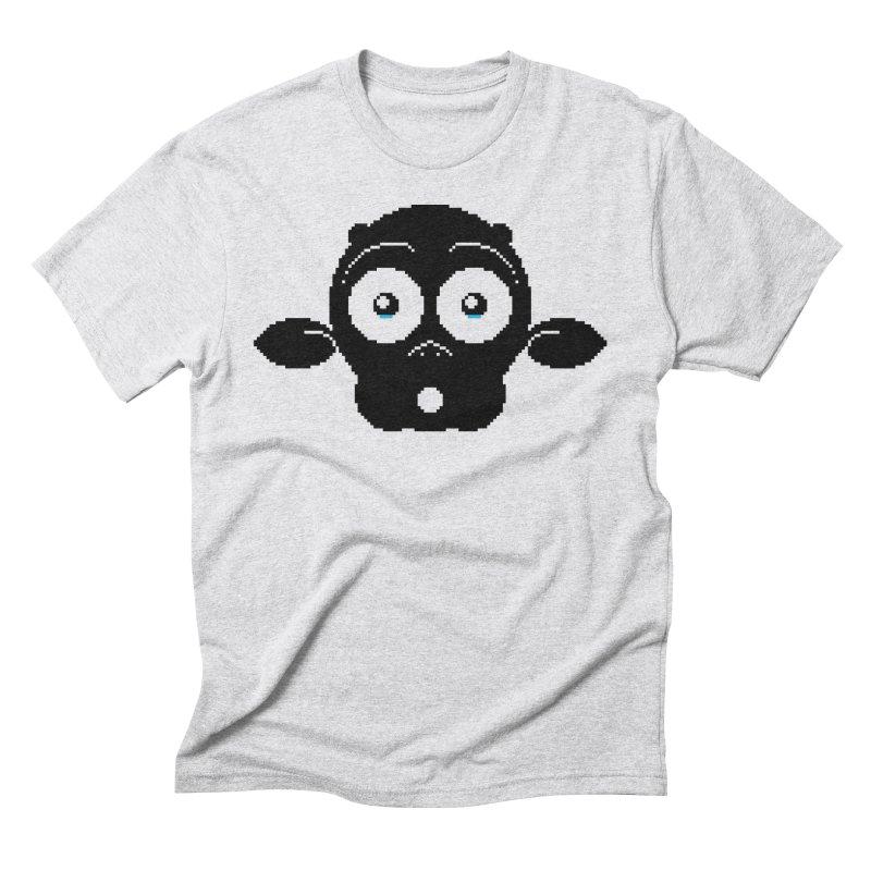 8-bit MAC* Men's Triblend T-Shirt by minusbaby