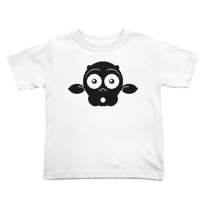 8-bit MAC* Kids Toddler T-Shirt by minusbaby