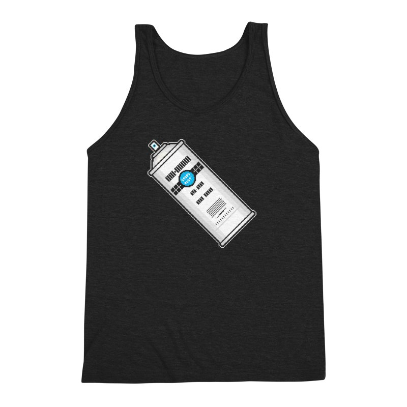 Shake, Rattle and GTFO Men's Triblend Tank by minusbaby