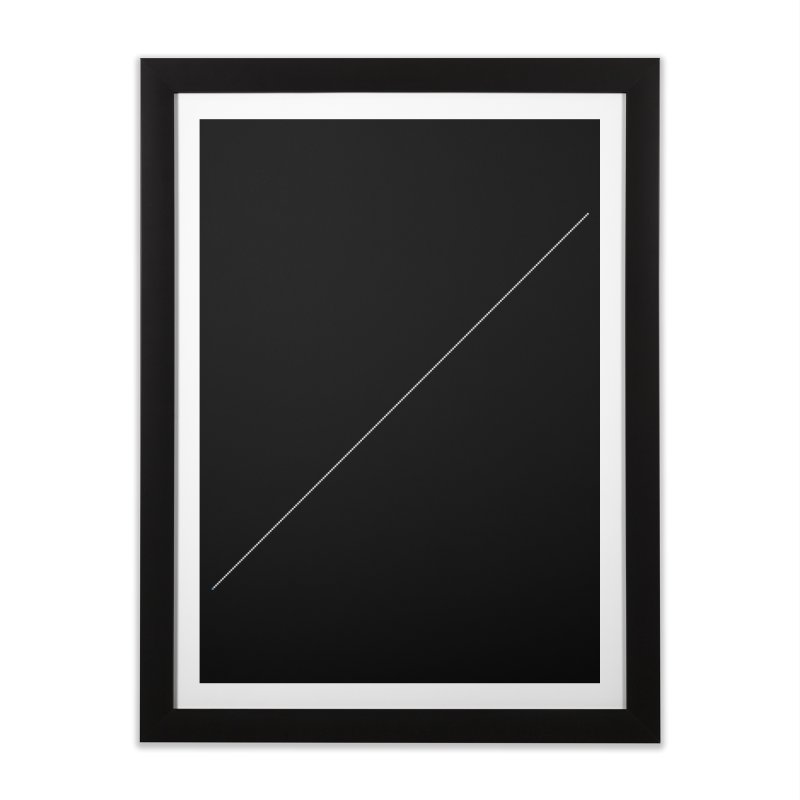 Linea Home Framed Fine Art Print by minusbaby
