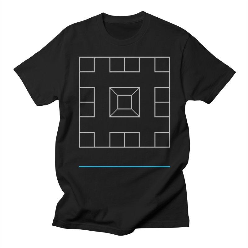 Games People Play: Skellzies,  Nº 1 Men's Regular T-Shirt by minusbaby