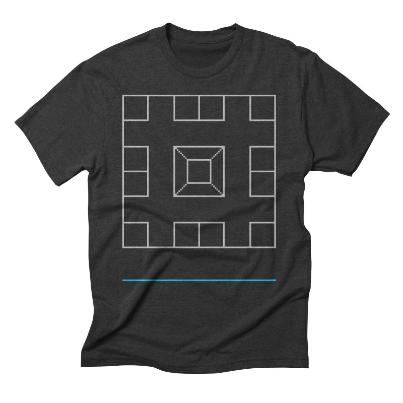 Games People Play: Skellzies,  Nº 1 Men's Triblend T-Shirt by minusbaby