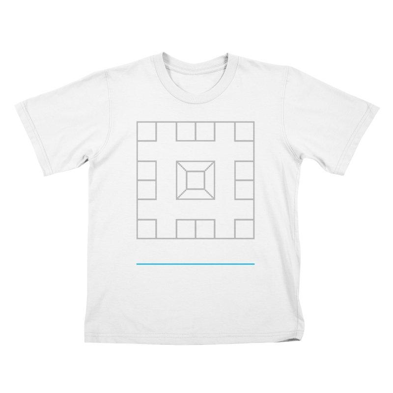 Games People Play: Skellzies,  Nº 1 Kids T-Shirt by minusbaby