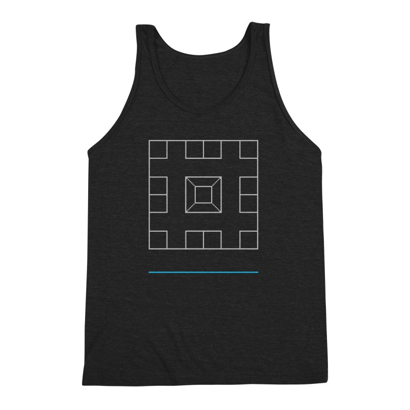 Games People Play: Skellzies,  Nº 1 Men's Triblend Tank by minusbaby
