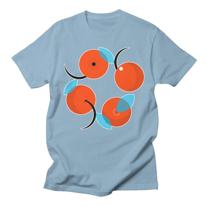 Manda Mandarinas [Limited Edition Abuelita Version] Men's T-Shirt by minusbaby