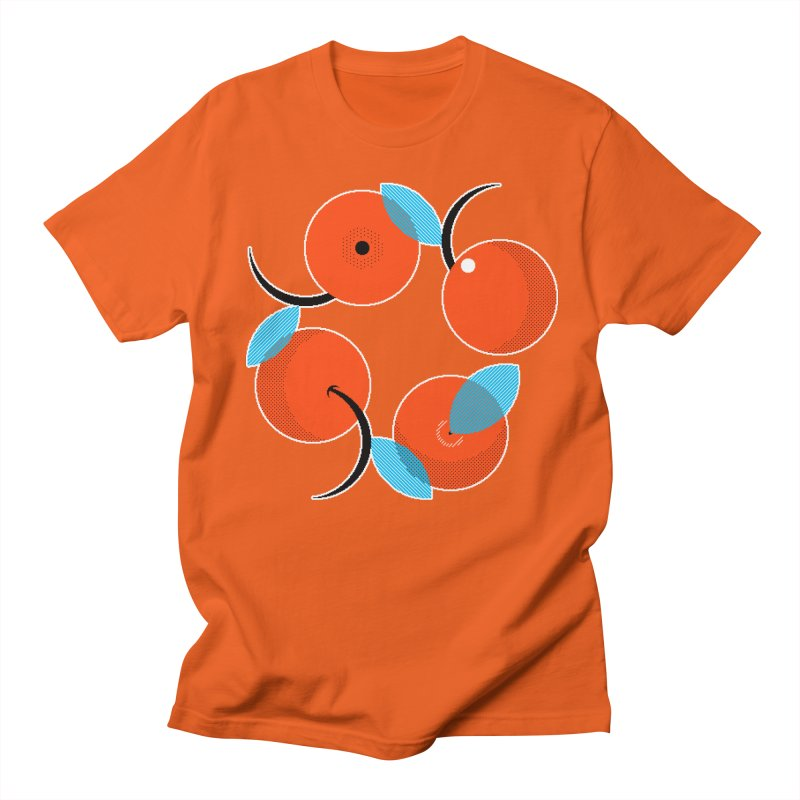 Manda Mandarinas [Limited Edition Abuelita Version] Men's Regular T-Shirt by minusbaby