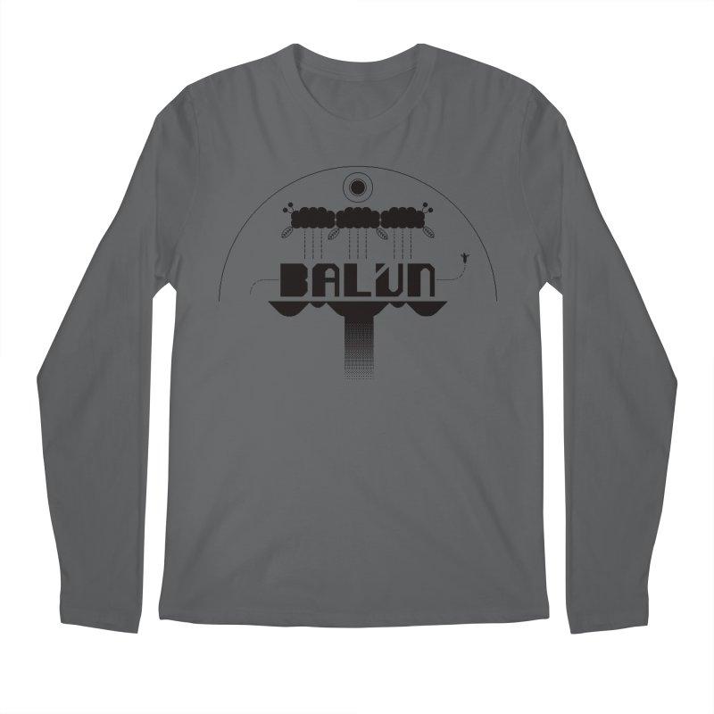 Balún 2008 Men's Longsleeve T-Shirt by minusbaby