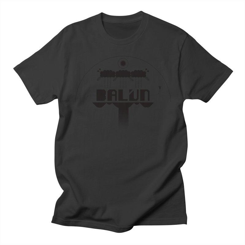Balún 2008 Men's Regular T-Shirt by minusbaby