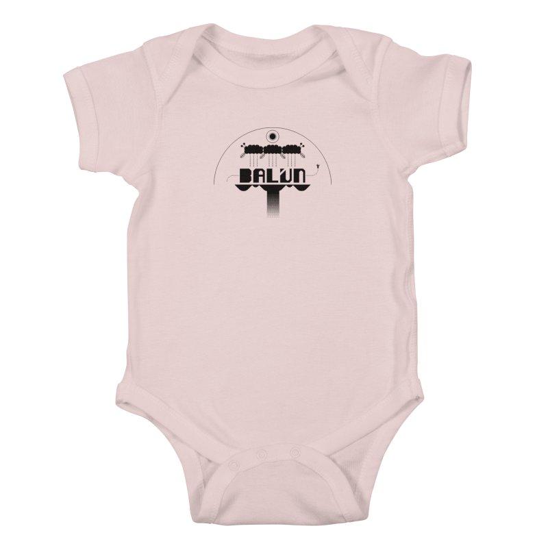 Balún 2008 Kids Baby Bodysuit by minusbaby