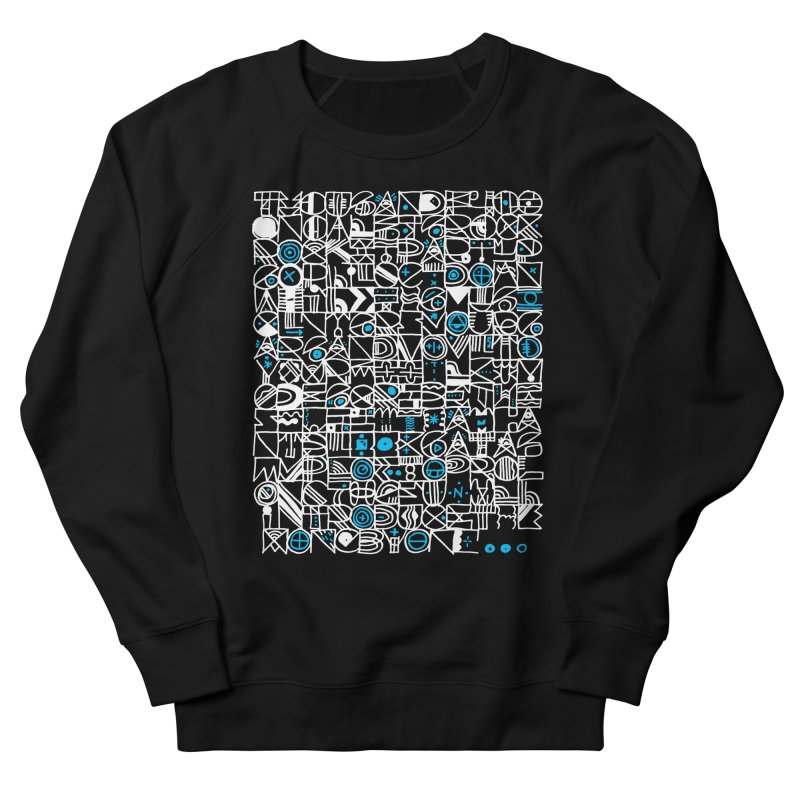 F–4000 Men's Sweatshirt by minusbaby