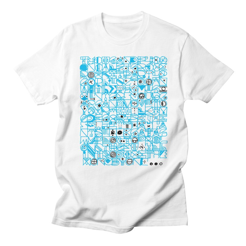 F–4000 Men's T-Shirt by minusbaby