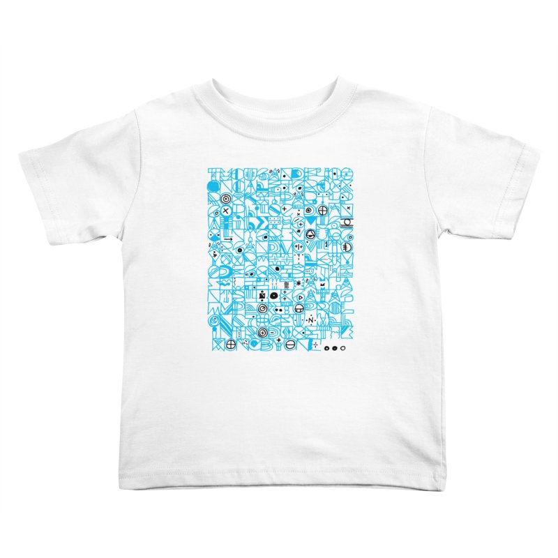 F–4000 Kids Toddler T-Shirt by minusbaby
