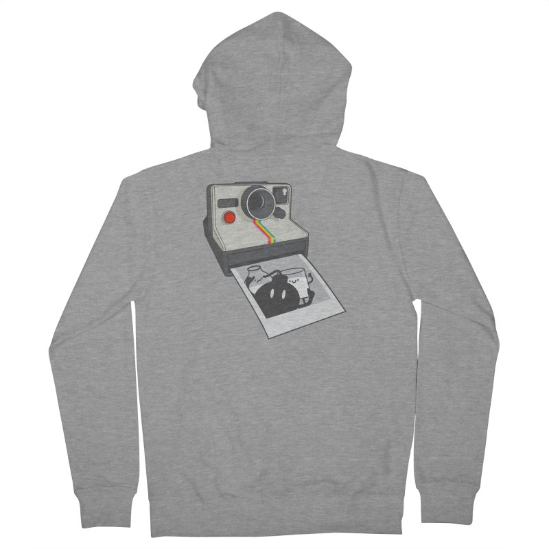 Photobomb Women's Zip-Up Hoody by mip1980's Artist Shop