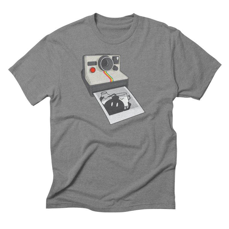 Photobomb Men's Triblend T-Shirt by mip1980's Artist Shop