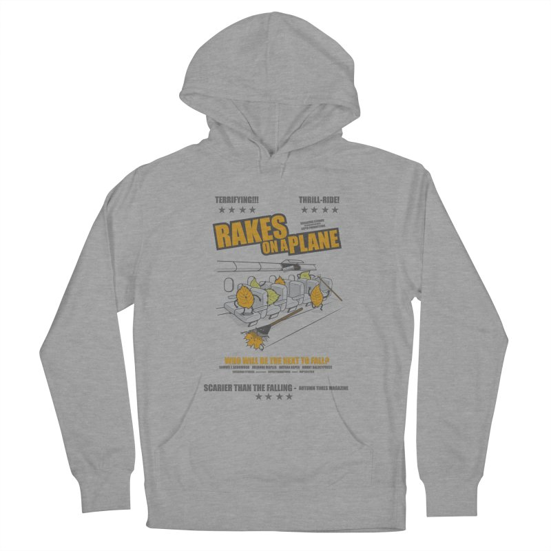 Rakes On A Plane Men's Pullover Hoody by mip1980's Artist Shop