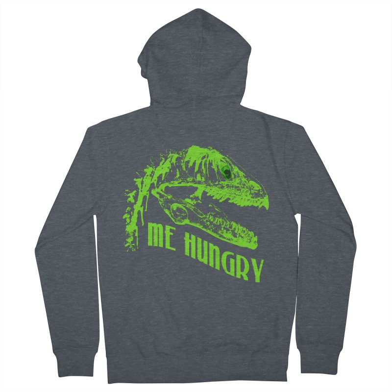 Me hungy! Men's Zip-Up Hoody by Mirabelle Digital Art shop
