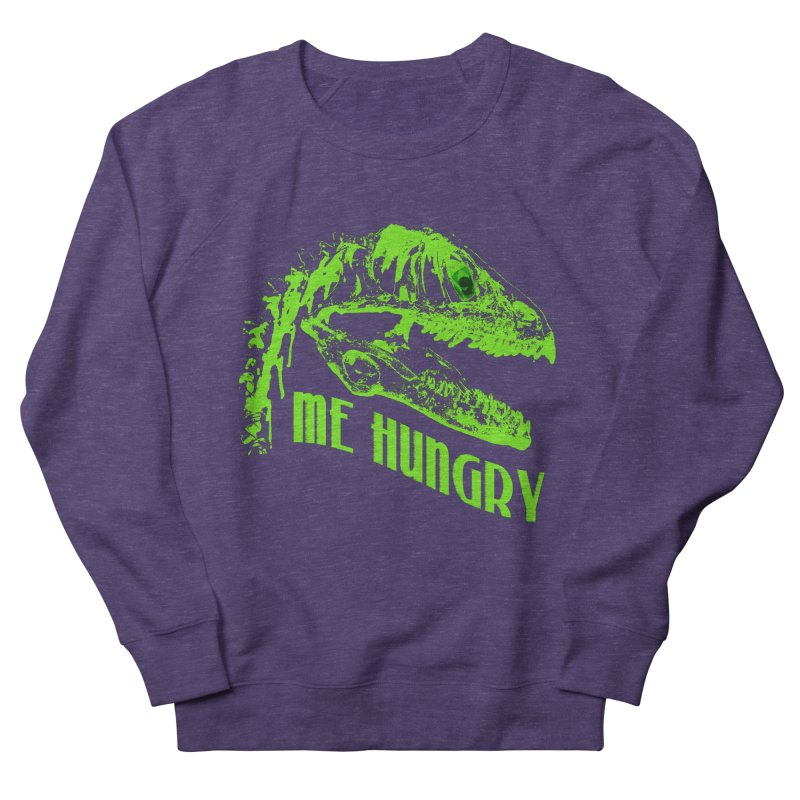 Me hungy! Men's French Terry Sweatshirt by Mirabelle Digital Art shop