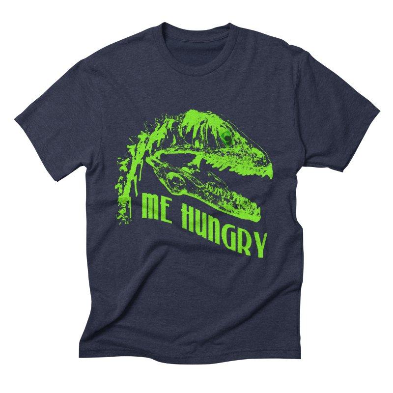 Me hungy! Men's Triblend T-Shirt by Mirabelle Digital Art shop