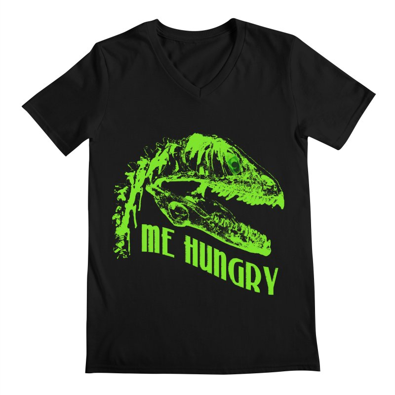 Me hungy! Men's V-Neck by Mirabelle Digital Art shop