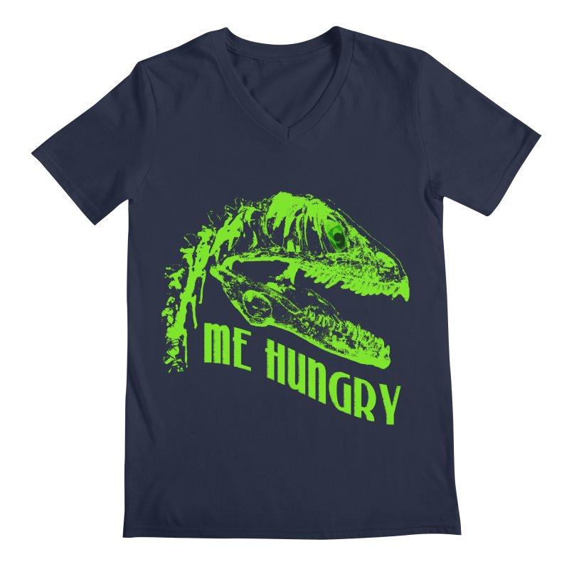 Me hungy! Men's Regular V-Neck by Mirabelle Digital Art shop