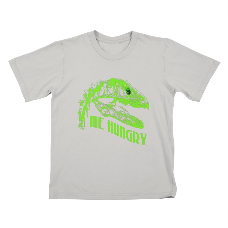 Me hungy! Kids T-shirt by Mirabelle Digital Art shop