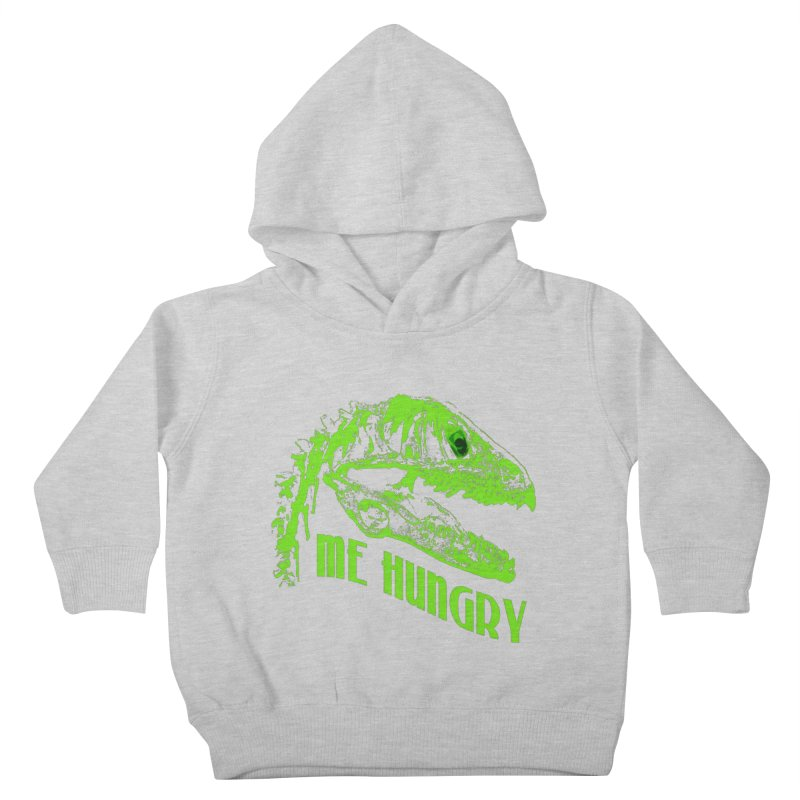 Me hungy! Kids Toddler Pullover Hoody by Mirabelle Digital Art shop