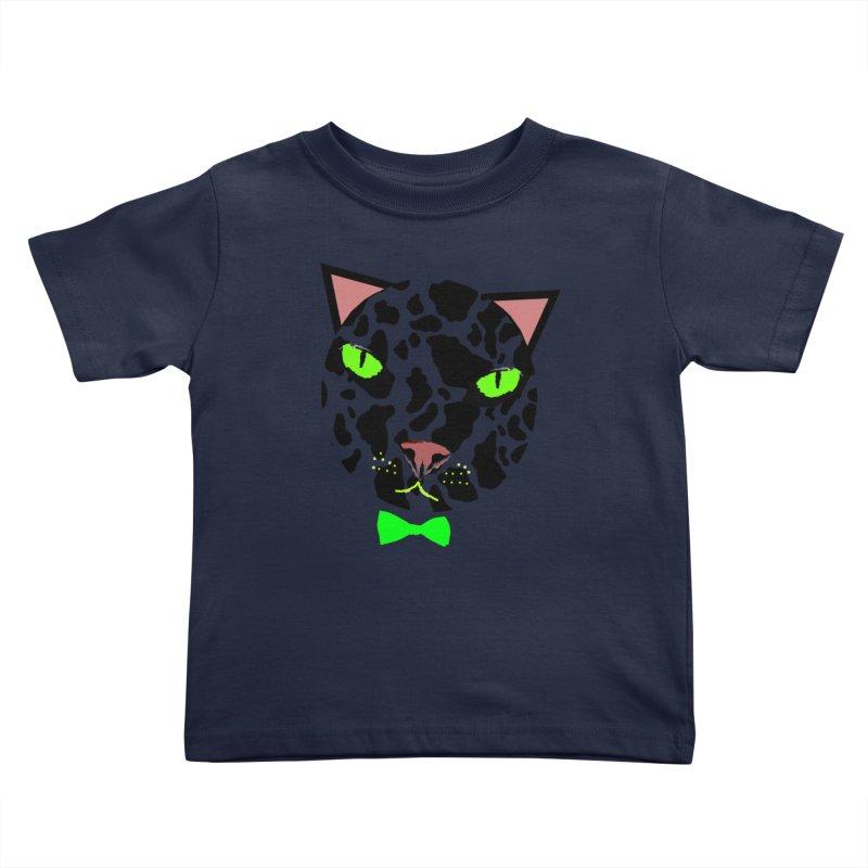 Meow! Kids Toddler T-Shirt by Mirabelle Digital Art shop