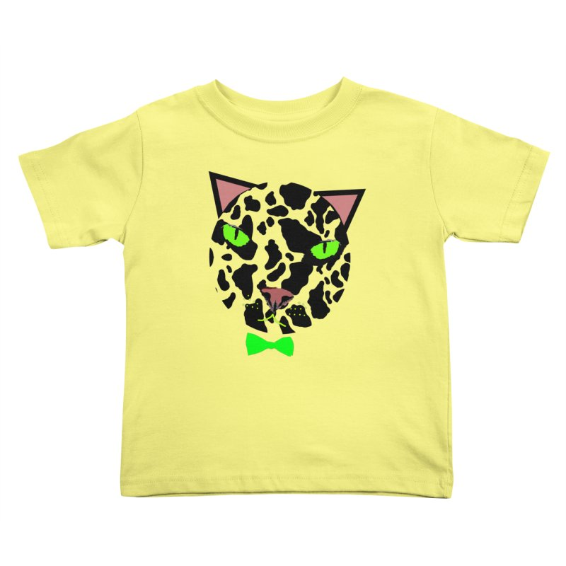Meow! Kids Toddler T-Shirt by Mirabelle Digital Art shop