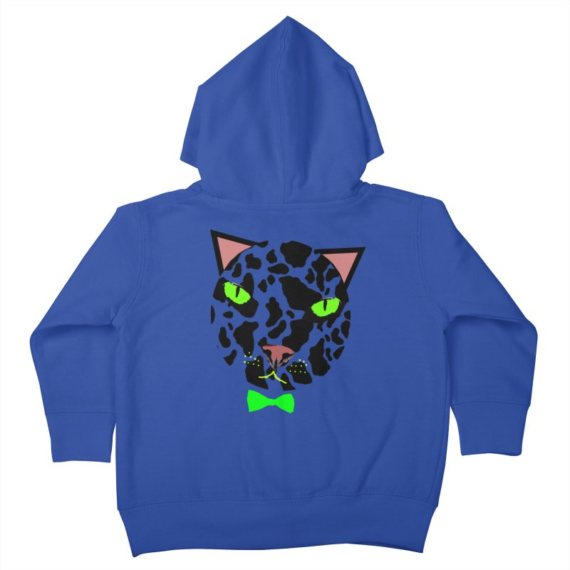 Meow! Kids Toddler Zip-Up Hoody by Mirabelle Digital Art shop