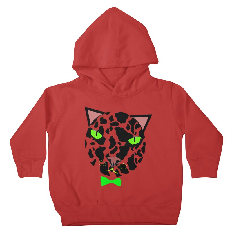 Meow! Kids Toddler Pullover Hoody by Mirabelle Digital Art shop