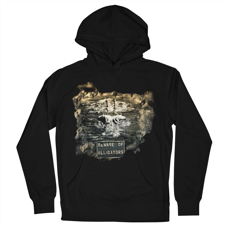 Beware! Men's Pullover Hoody by Mirabelle Digital Art shop