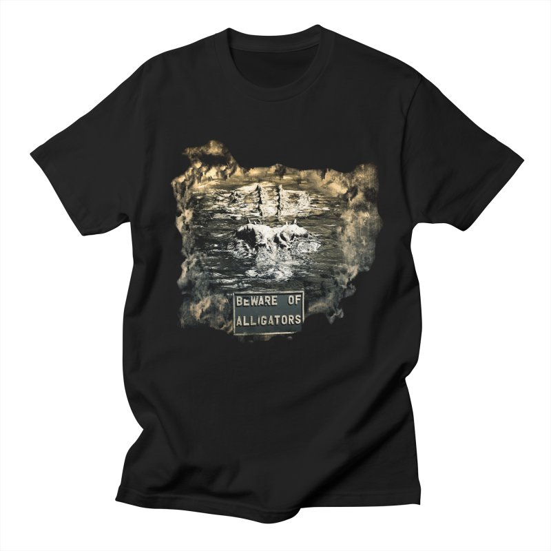 Beware! Men's T-Shirt by Mirabelle Digital Art shop