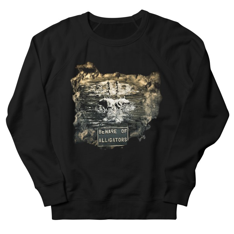 Beware! Men's Sweatshirt by Mirabelle Digital Art shop
