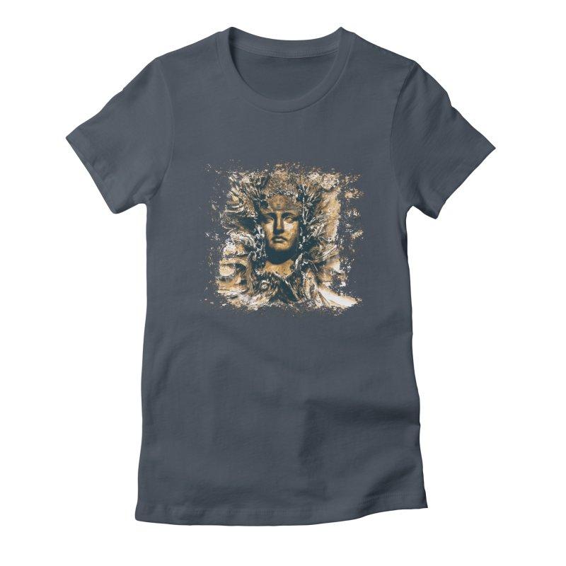 Goddess Of The Sun Women's T-Shirt by Mirabelle Digital Art shop