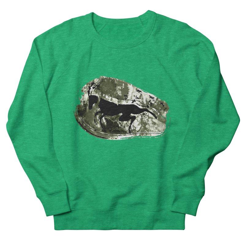 Running deer Men's Sweatshirt by Mirabelle Digital Art shop