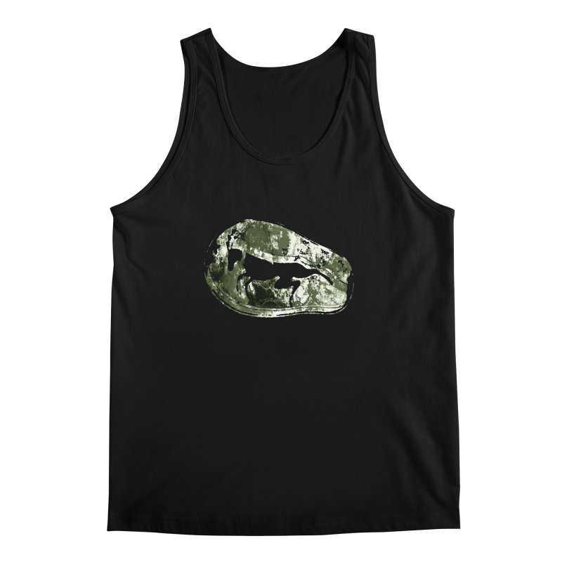Running deer Men's Tank by Mirabelle Digital Art shop