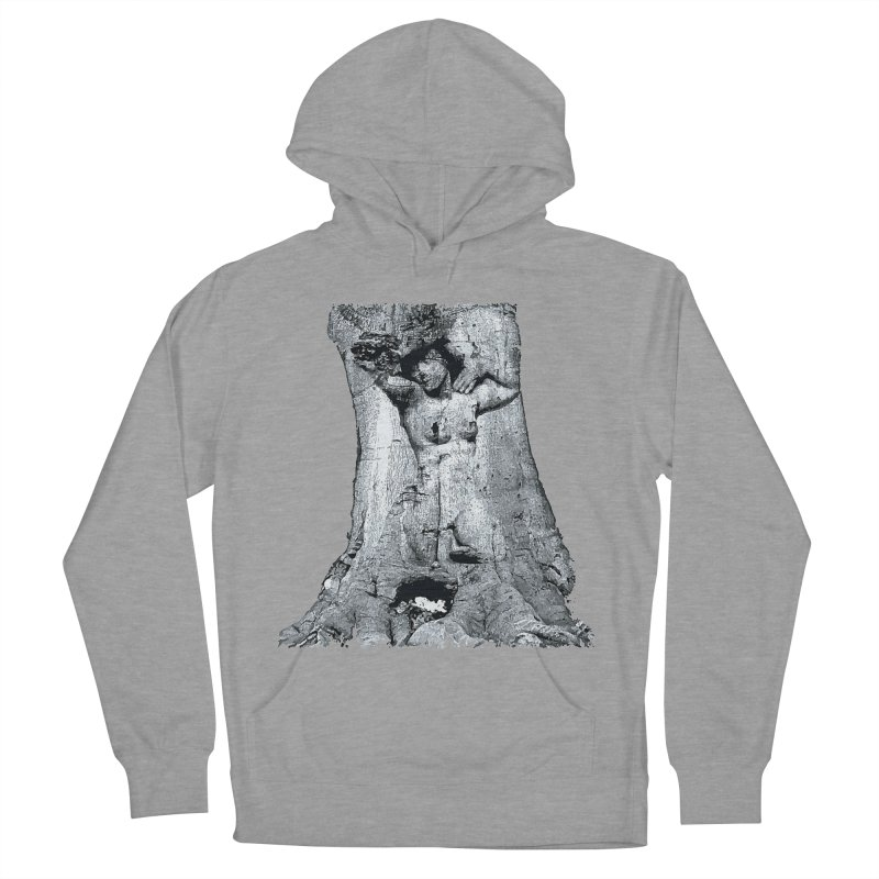 Hidden lady Women's Pullover Hoody by Mirabelle Digital Art shop
