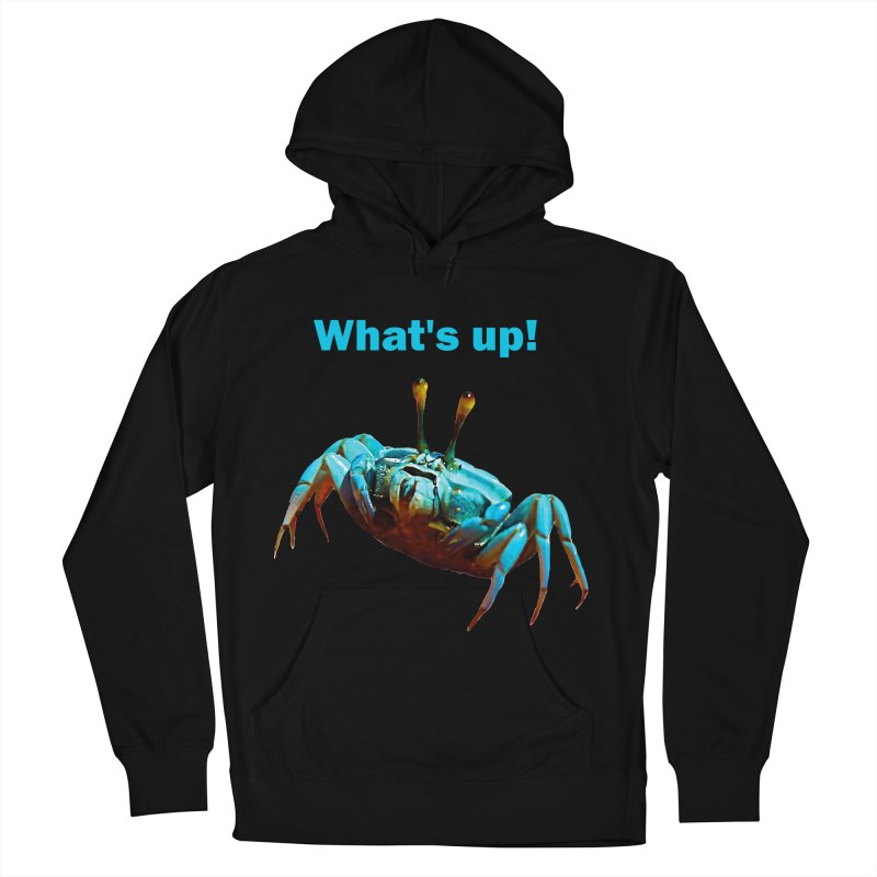 What's up! Men's Pullover Hoody by Mirabelle Digital Art shop