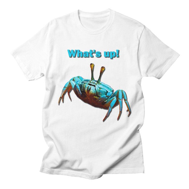What's up! Men's T-Shirt by Mirabelle Digital Art shop