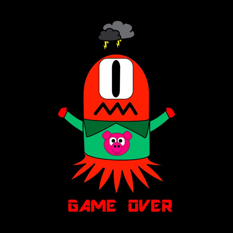 Game over by Mirabelle Digital Art shop