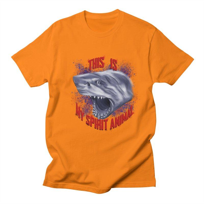 My Spirit Animal Women's Regular Unisex T-Shirt by Ben Mirabelli