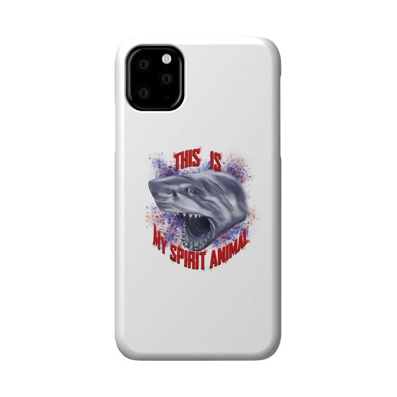My Spirit Animal Accessories Phone Case by Ben Mirabelli