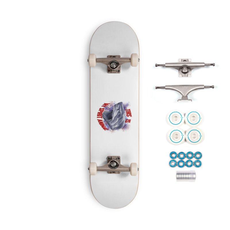 My Spirit Animal Accessories Complete - Basic Skateboard by Ben Mirabelli
