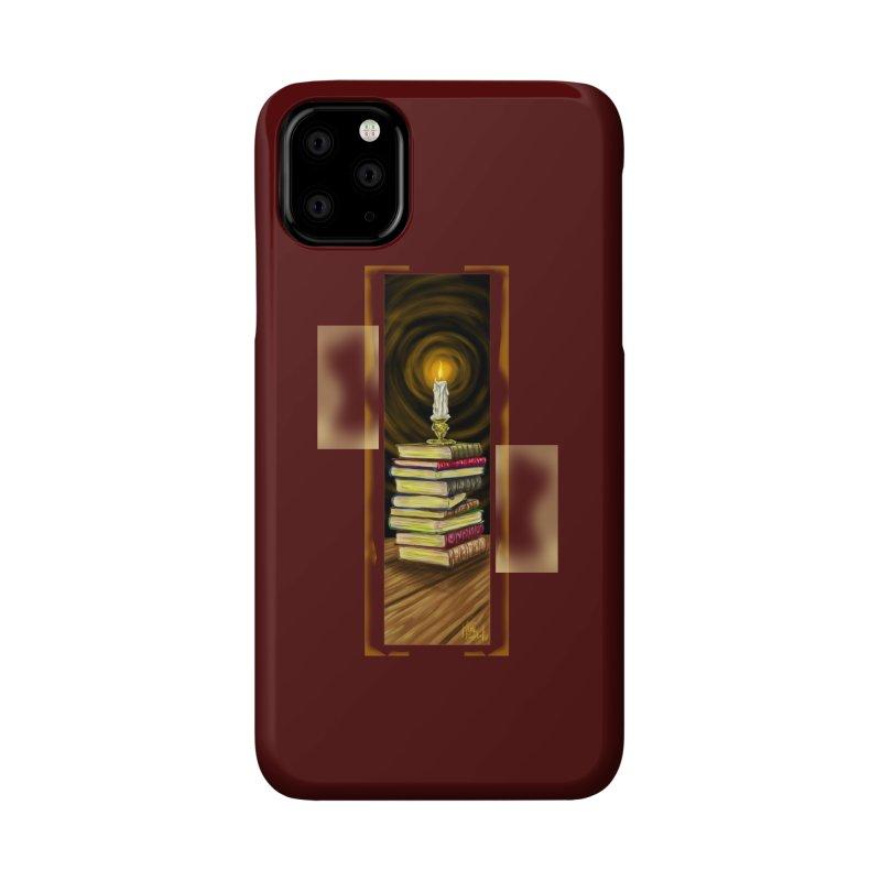 Books Accessories Phone Case by Ben Mirabelli