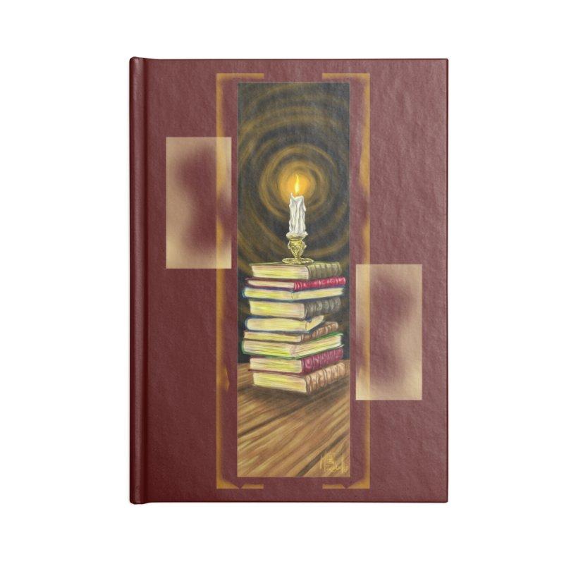 Books Accessories Blank Journal Notebook by Ben Mirabelli