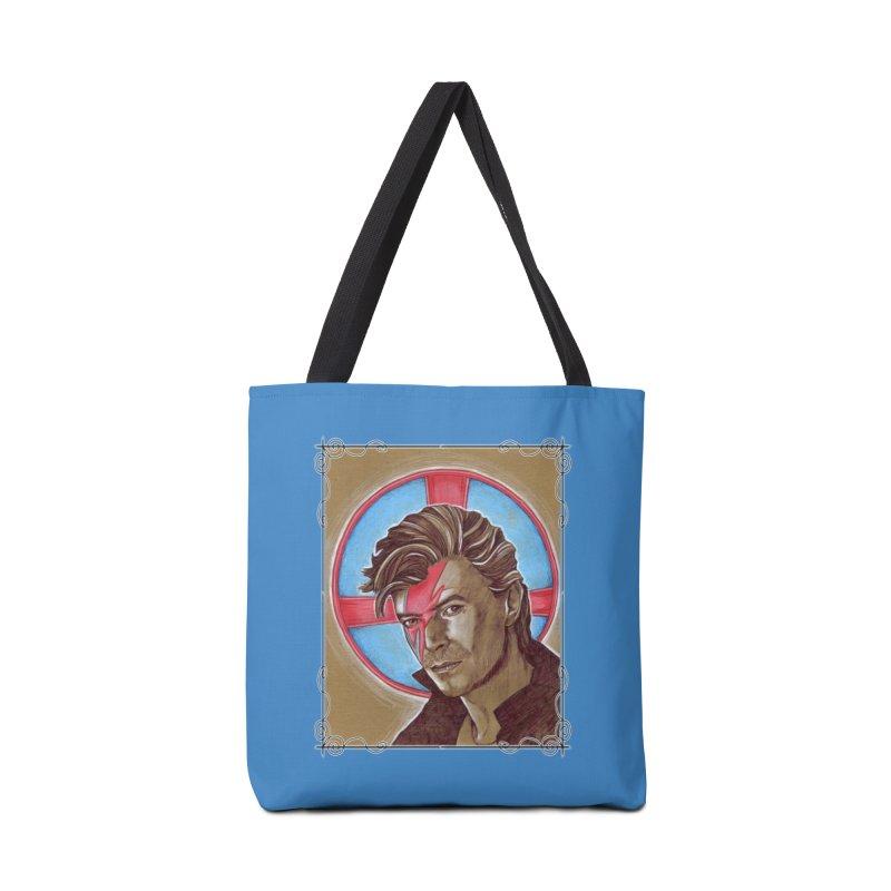 Starman Accessories Tote Bag Bag by Ben Mirabelli