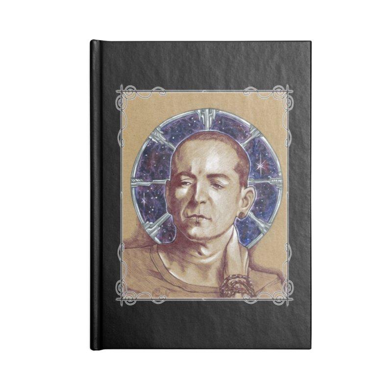 Chester Accessories Blank Journal Notebook by Ben Mirabelli