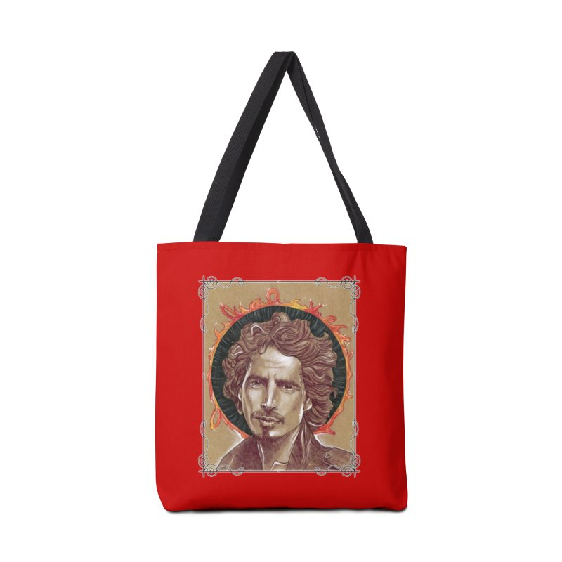 Black Hole Sun Accessories Tote Bag Bag by Ben Mirabelli