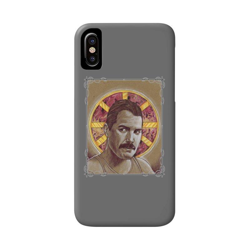 Mercury Accessories Phone Case by Ben Mirabelli